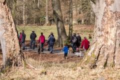 Wanderung Ivenack (12.04.2015)